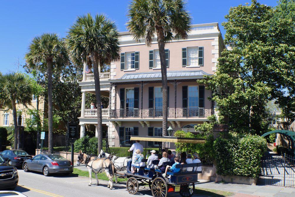 Charleston Travel Plans: Mount Pleasant, SC
