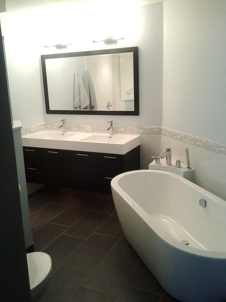 Bath remodel feb 2014 yelp for Bathroom remodel yelp