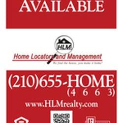 Home Locators and Management, CRMC, San Antonio, TX