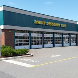 Mavis Discount Tire 23 Reviews Tires 4549 Milford Rd East