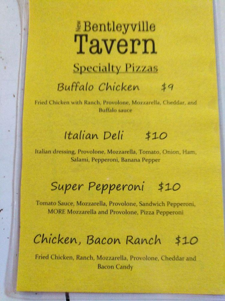New Bentleyville Tavern: 843 Main St, Bentleyville, PA