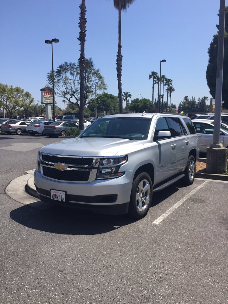 New Chevy Tahoe. The best car ever. Thanks National! - Yelp