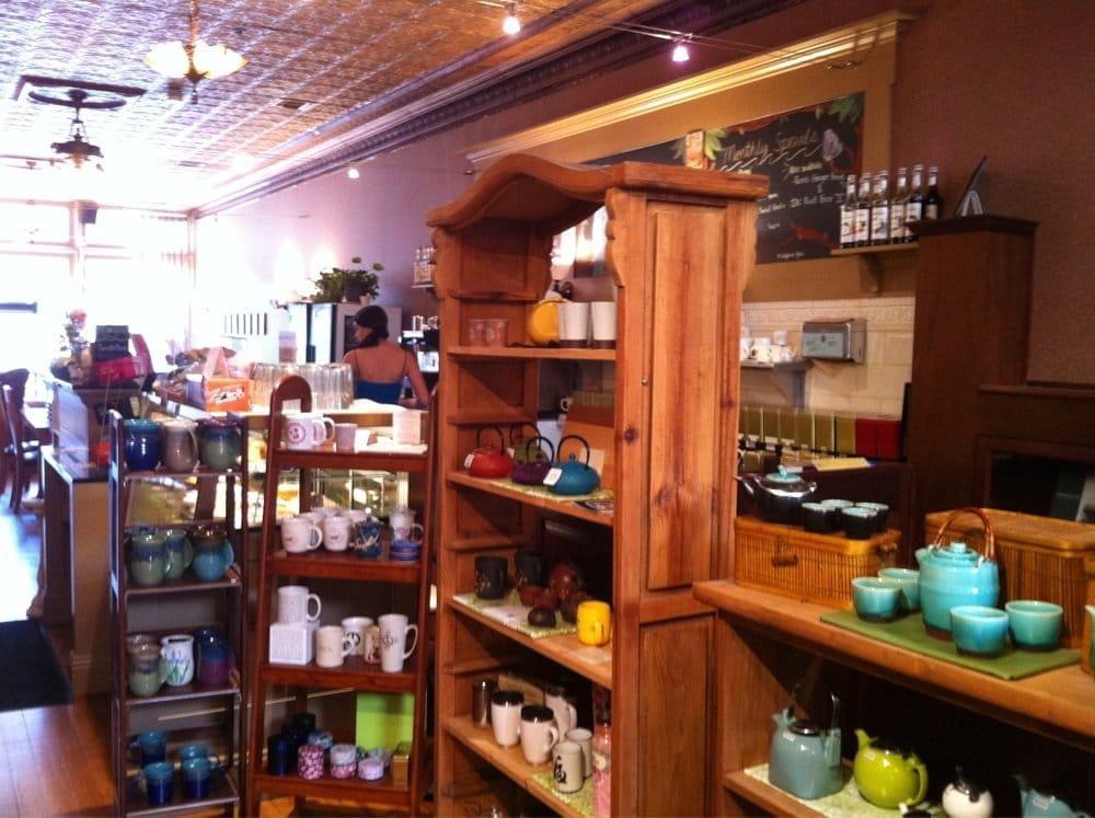 Crazy Wisdom Tea Room Ann Arbor Yelp