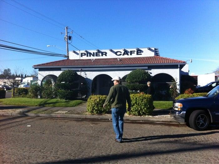 Piner Cafe Santa Rosa Ca Yelp