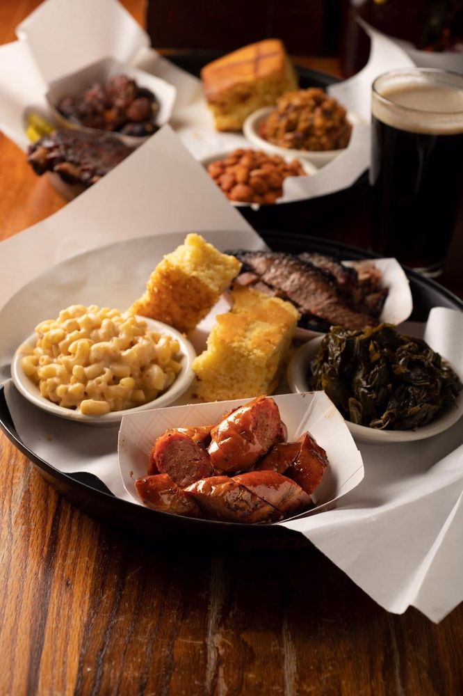 Elsmere BBQ and Wood Grill: 448 Cottage Rd, South Portland, ME