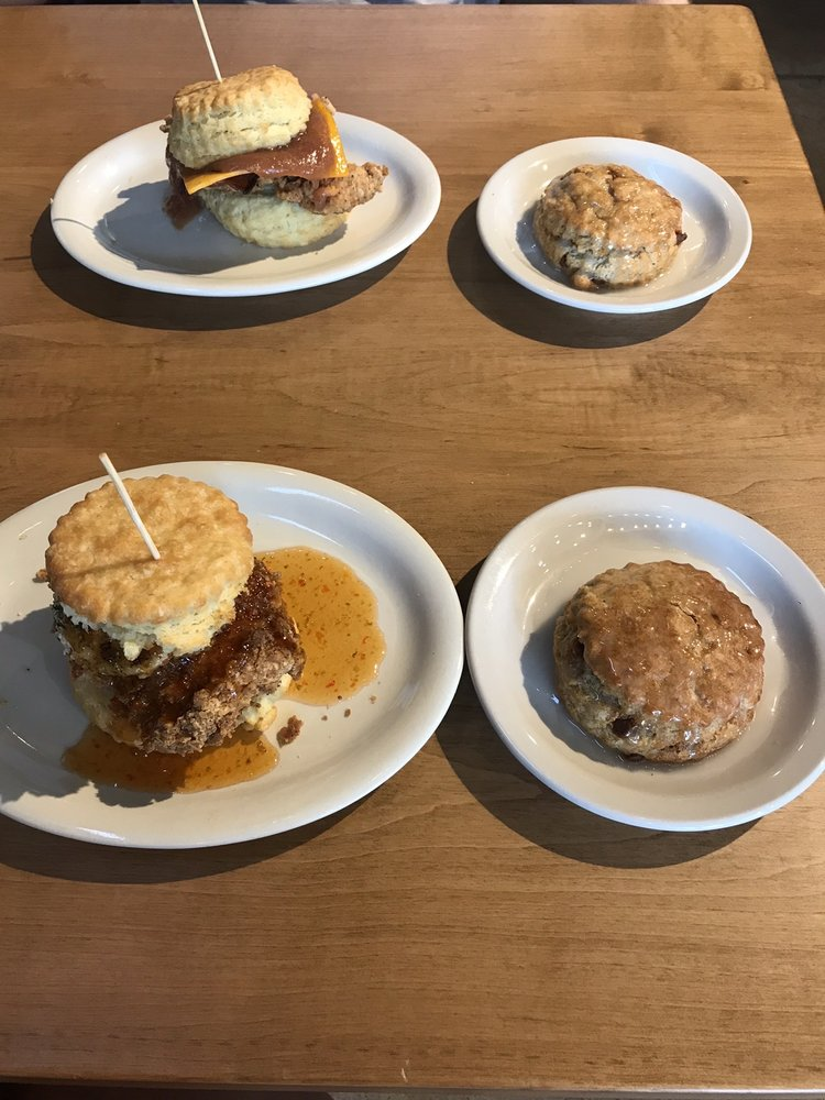 Food from Maple Street Biscuit Company - Homewood