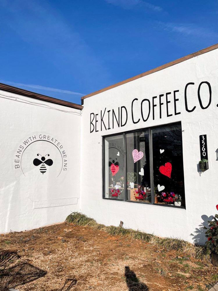Be Kind Coffee: 3560 Clemmons Rd, Clemmons, NC