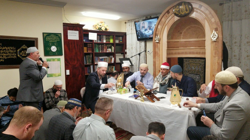 Belmont IslamicCenter: 2481 Belmont Ave, The Bronx, NY