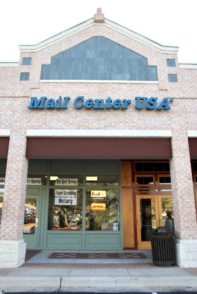 Mail Center USA: 3300 Bee Cave Rd, West Lake Hills, TX