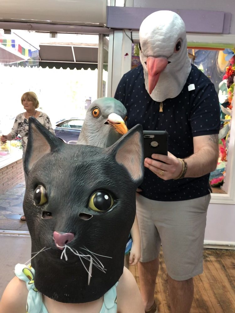 The Black Cat Shoppe: 246 Middle St, New Bern, NC