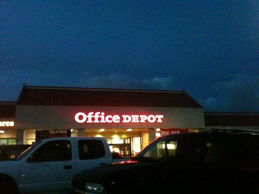 Office Depot Lukket Kontorudstyr 94 050 Farrington