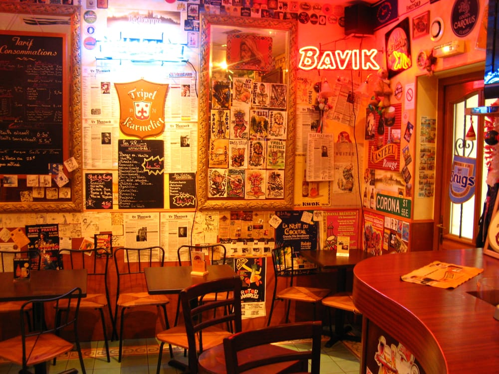 Troll Caf Ef Bf Bd  Rue De Cotte  Paris