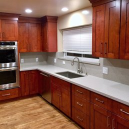 ... Fountain Valley Ca United States Kitchen Photos For 405 Cabinets Stone  Yelp