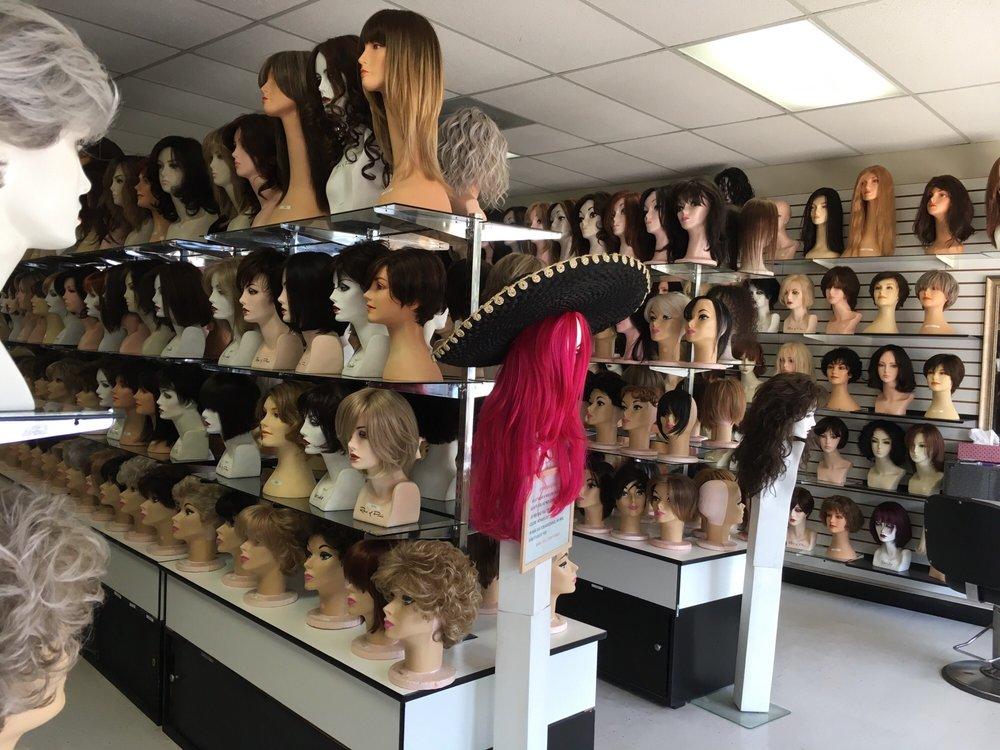 Terrys Wigs: 915 W Las Tunas Dr, San Gabriel, CA