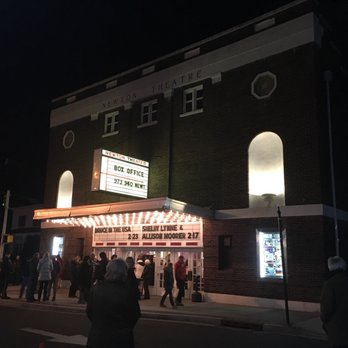 Photo Of The Newton Theatre Nj United States Front