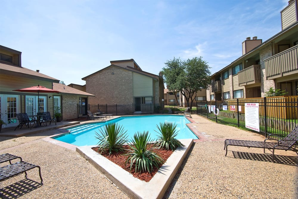 Andrews Square West Apartments Midland Tx