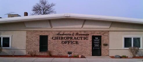 Anderson Bauman Chiropractic: 733 N Pine St, Burlington, WI