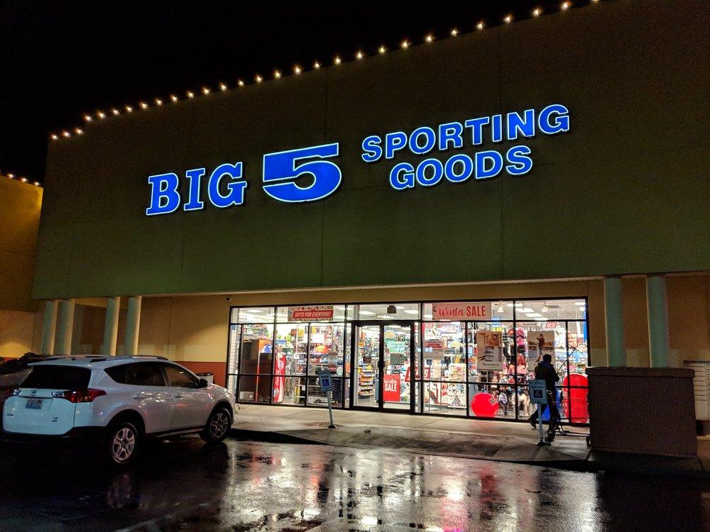 Big 5 Sporting Goods: 1505 NW Louisiana Ave, Chehalis, WA