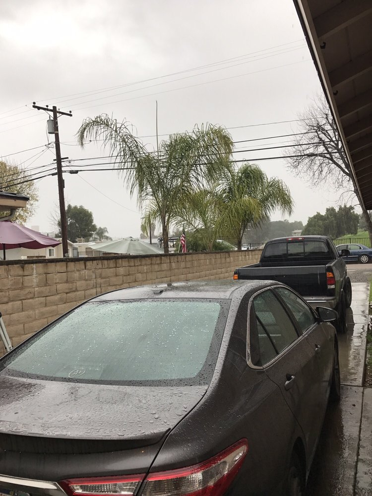 Photo Of Communications Santee Ca United States The Weather Ronnie Climbed