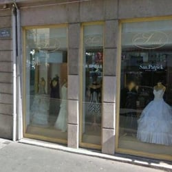 Magasin robe de mariee guillotiere