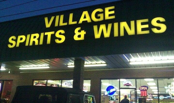 Social Spots from Village Spirits & Specialty Wines