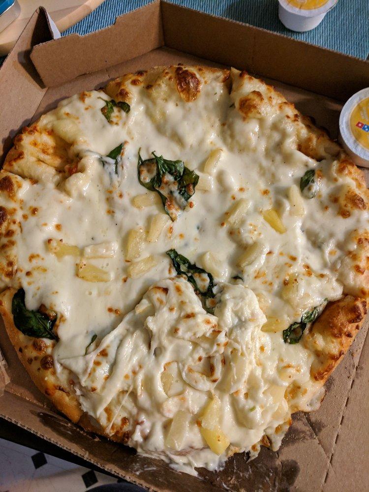 Domino's Pizza: 110 E Plane St, Bethel, OH