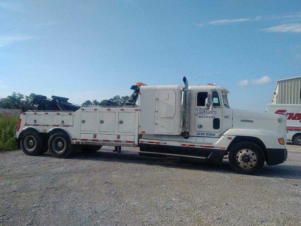 Taylor Truck & Auto Repair: 151 Dozer Dr, Walton, KY