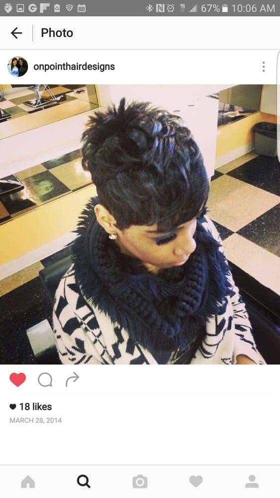 On Point Hair Design: 13721 W 9 Mile Rd, Oak Park, MI