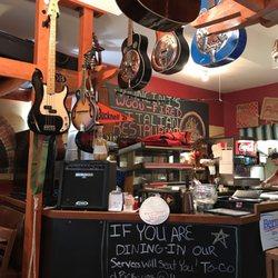Photo Of Mancini S Italian Restaurant Lewisburg Pa United States Antique Guitars