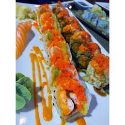 Mizu Hibachi & Sushi - New City, NY, United States. Special rolls