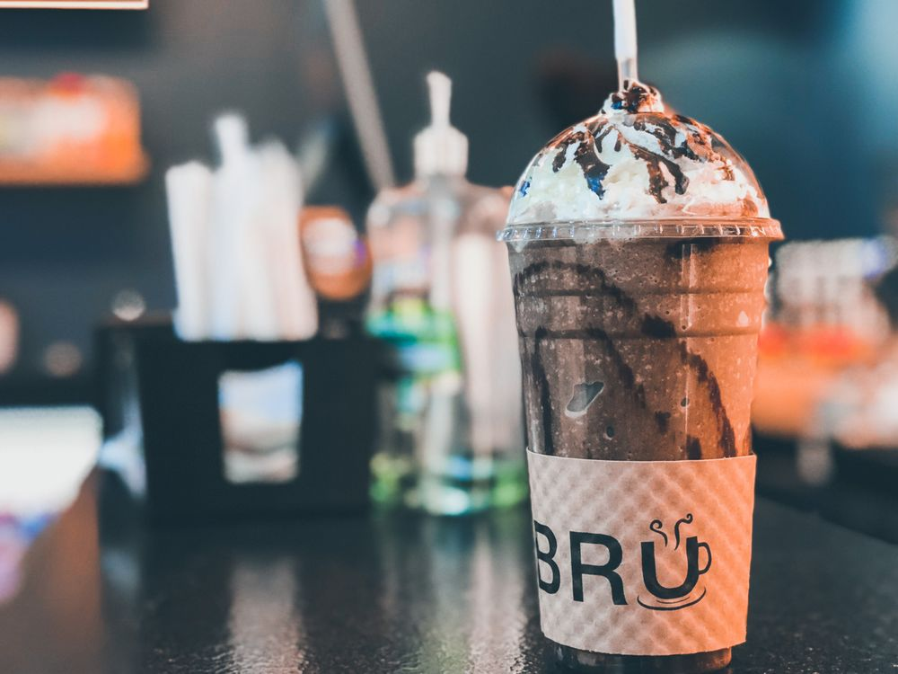 BRU Coffee: 209 W Blackstock Rd, Spartanburg, SC