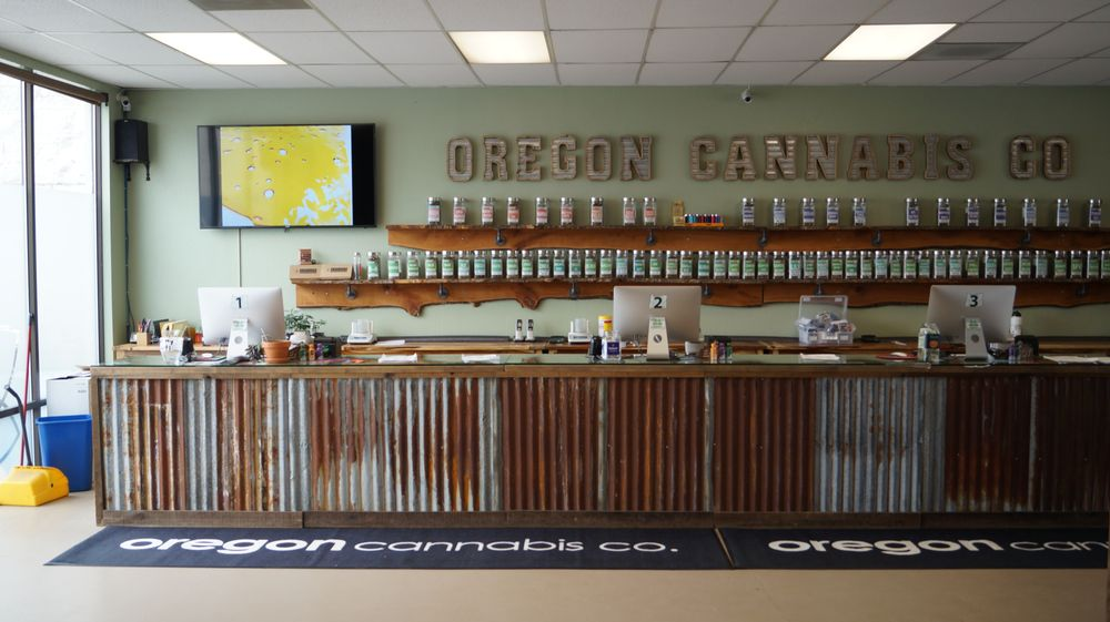 Oregon Cannabis Company: 1977 Santiam Hwy SE, Albany, OR