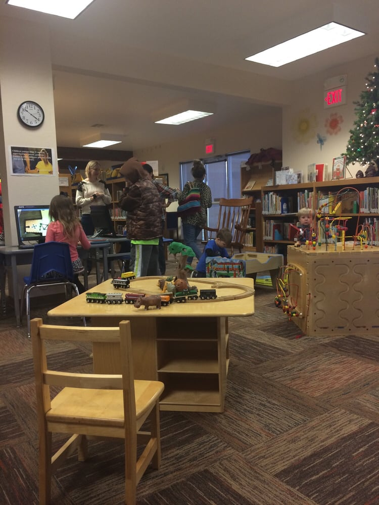 Pioneer Library System: 300 N Main, Blanchard, OK
