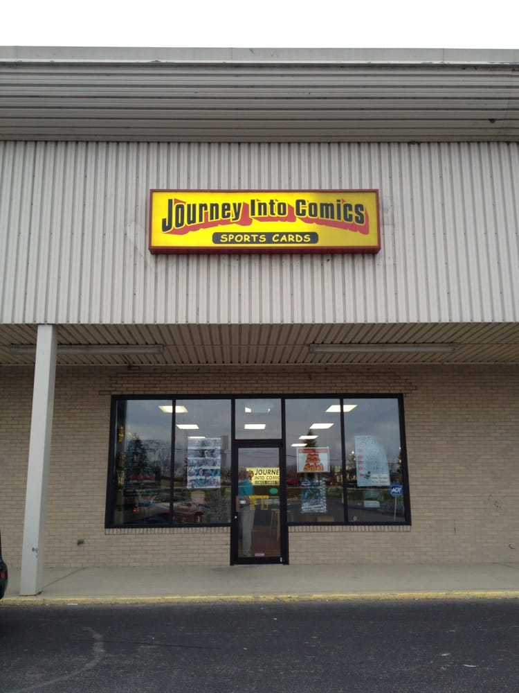 Journey Into Comics: 24799 US Hwy 23 S, Circleville, OH