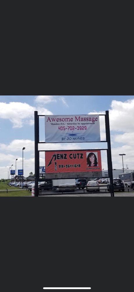 Awesome Massage: 825 E 3rd St, Grove, OK