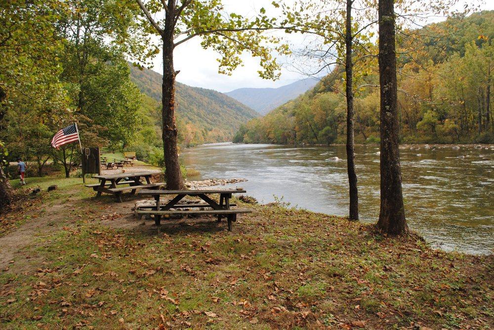 USA Raft Nolichucky River: 2 Jones Branch Rd, Erwin, TN