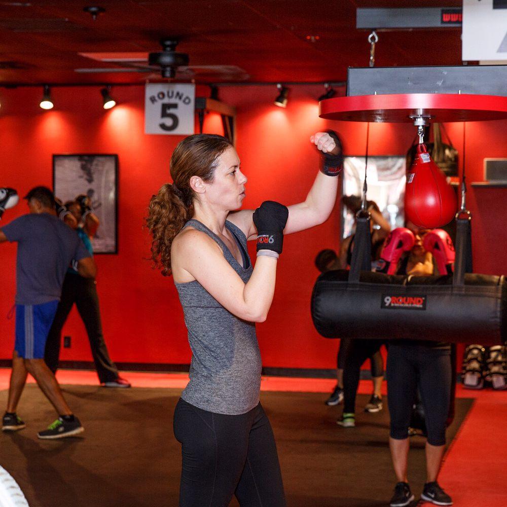 9Round Fitness Rancho Santa Margarita