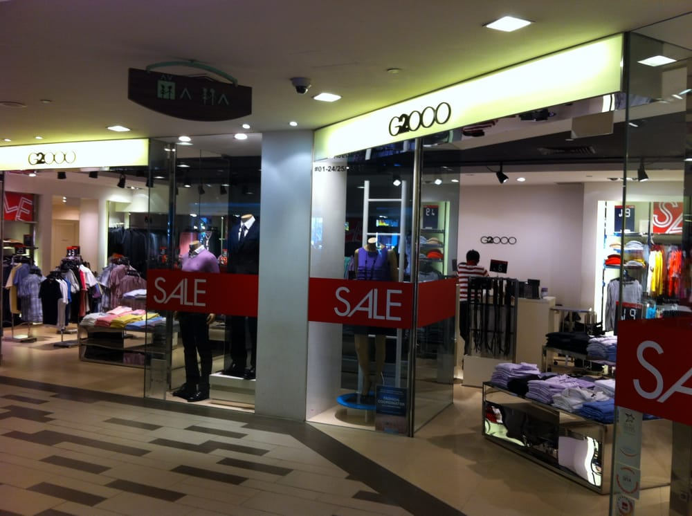 G2000 Outlet Store