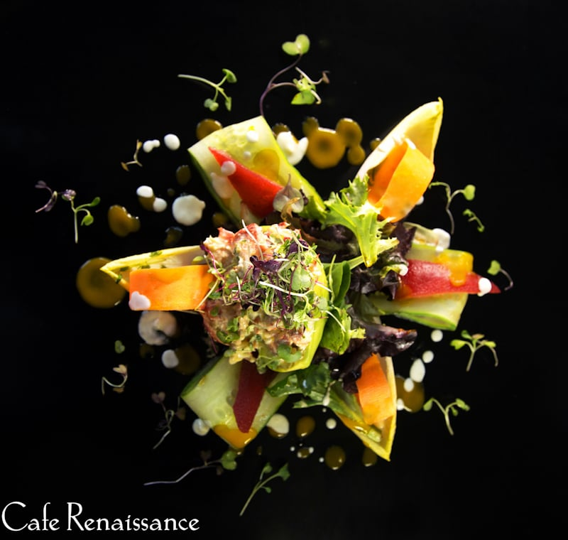 Cafe Renaissance: 163 Glyndon St SE, Vienna, VA