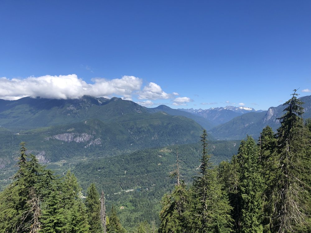 Lake Serene Peak: 21922 Wits End Rd, Index, WA