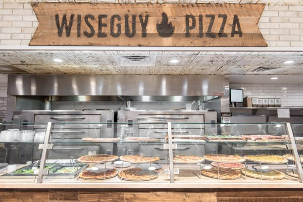Wiseguy Pizza - 47 Photos & 28 Reviews - Pizza - 2121 H St