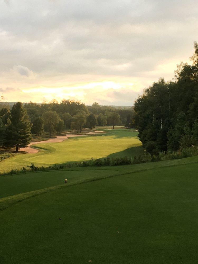 Hidden River Golf & Casting Club: 7688 Maple River Rd, Brutus, MI