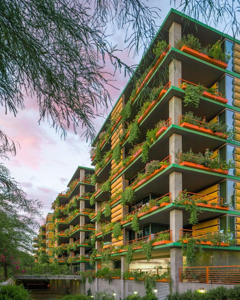 Apartments Scottsdale: Optima Sonoran Village