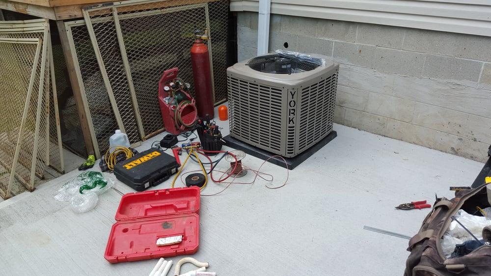 Air Comfort Systems: 15539 Heine Rd, Logan, OH