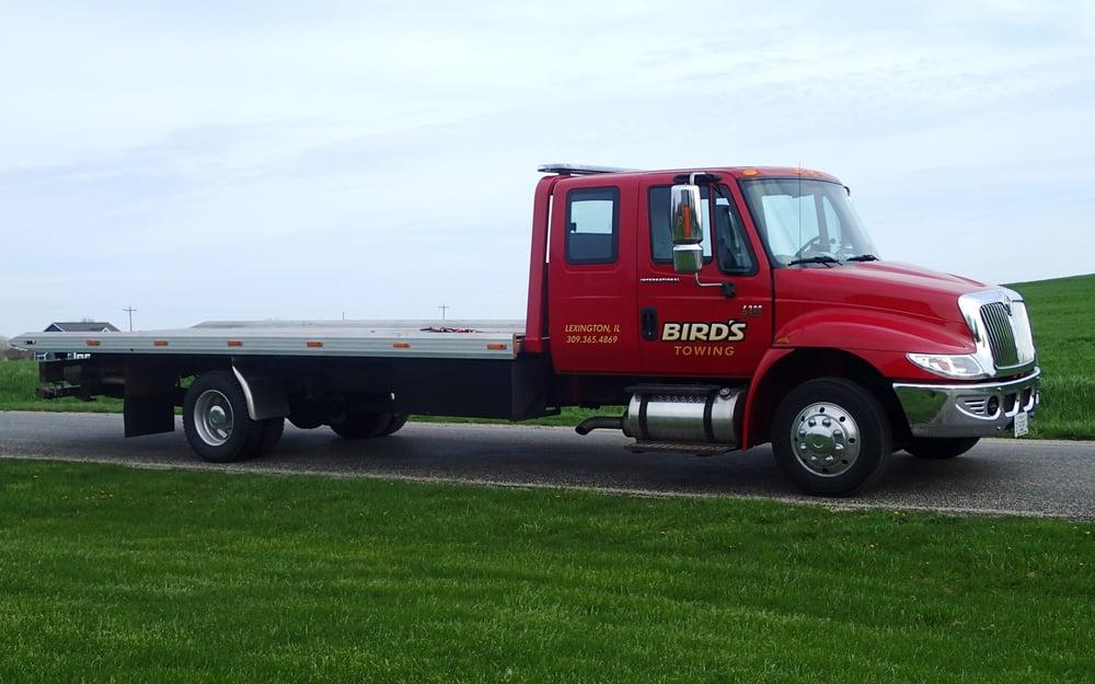 Bird's Towing: 901 N Orange St, Lexington, IL
