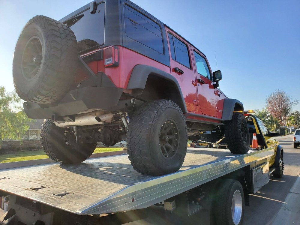 Towing business in Huntington Park, CA