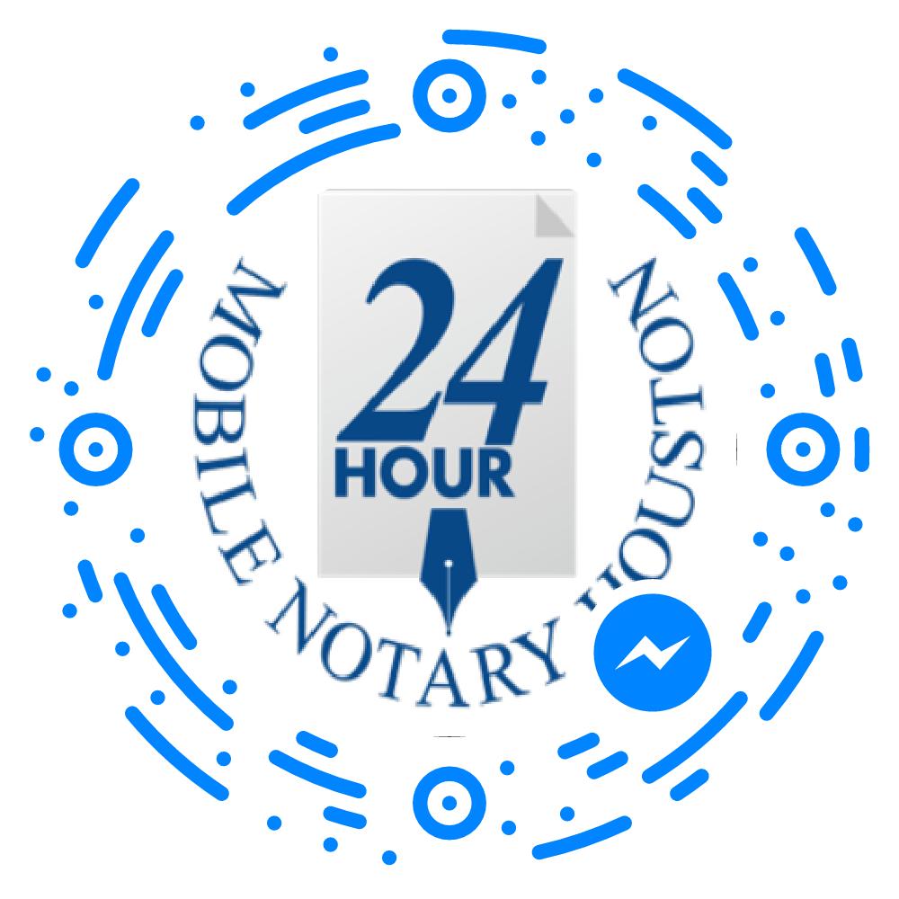 24 Hour Mobile Notary Houston: Houston, TX