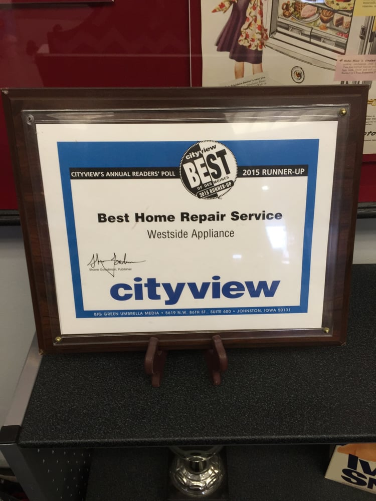 We Re Runner Up For The Best Home Repair Service By