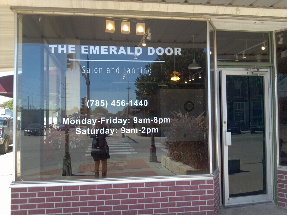 Emerald Door: 401 Lincoln Ave, Wamego, KS