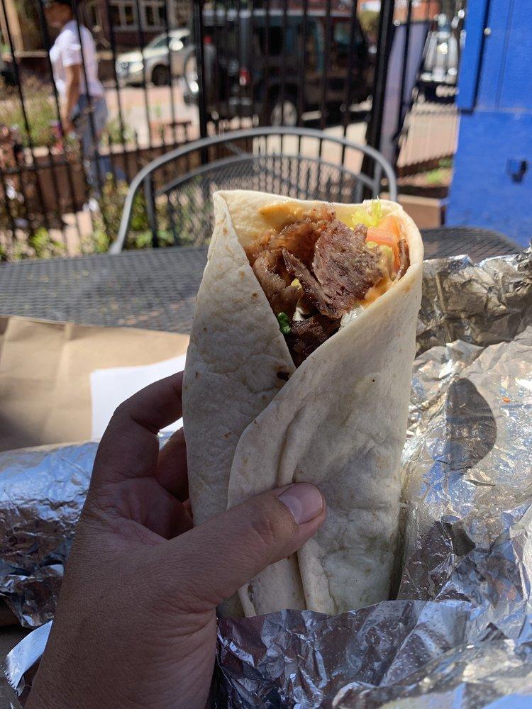 Food from Mavi Kebab and Turkish Doner